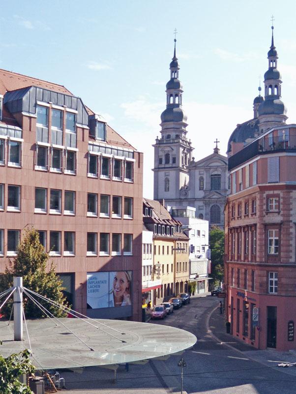 Anfahrt Kieferchirurgie Barbarossaplatz Schunke Oberfahrenhorst